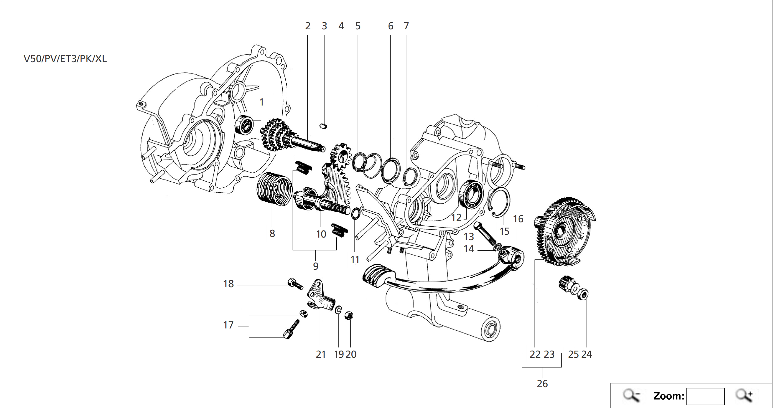 Direct Shift Gearbox Diagram Wiring Diagrams Manual And Fuse Box Semi Truck Transmission Patterns